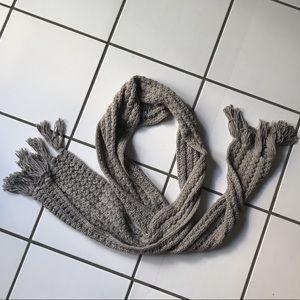 Chunky GAP scarf